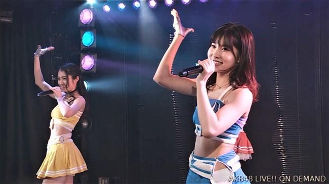 谷口めぐ[AKB48]~ステージ上でパンチラならぬパンモロの珍しいアクシデント!0004shikogin
