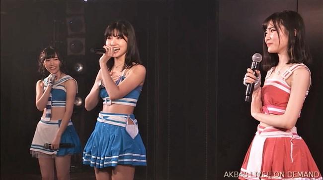 谷口めぐ[AKB48]~ステージ上でパンチラならぬパンモロの珍しいアクシデント!0005shikogin