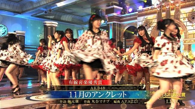 谷口めぐ[AKB48]~ステージ上でパンチラならぬパンモロの珍しいアクシデント!0010shikogin