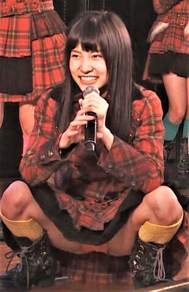 谷口めぐ[AKB48]~ステージ上でパンチラならぬパンモロの珍しいアクシデント!0007shikogin