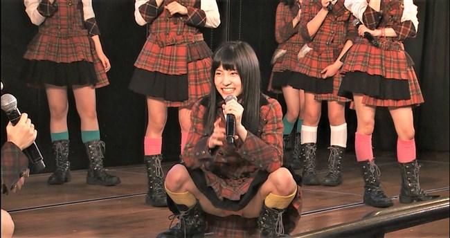 谷口めぐ[AKB48]~ステージ上でパンチラならぬパンモロの珍しいアクシデント!0006shikogin