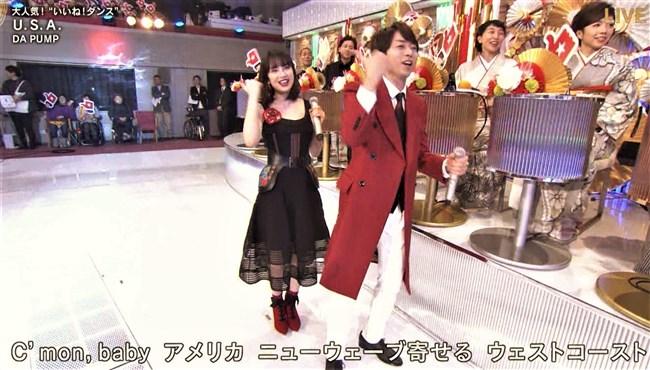 広瀬すず~紅白歌合戦でのノースリーブドレス姿はエロ可愛くてやっぱ最高!0009shikogin
