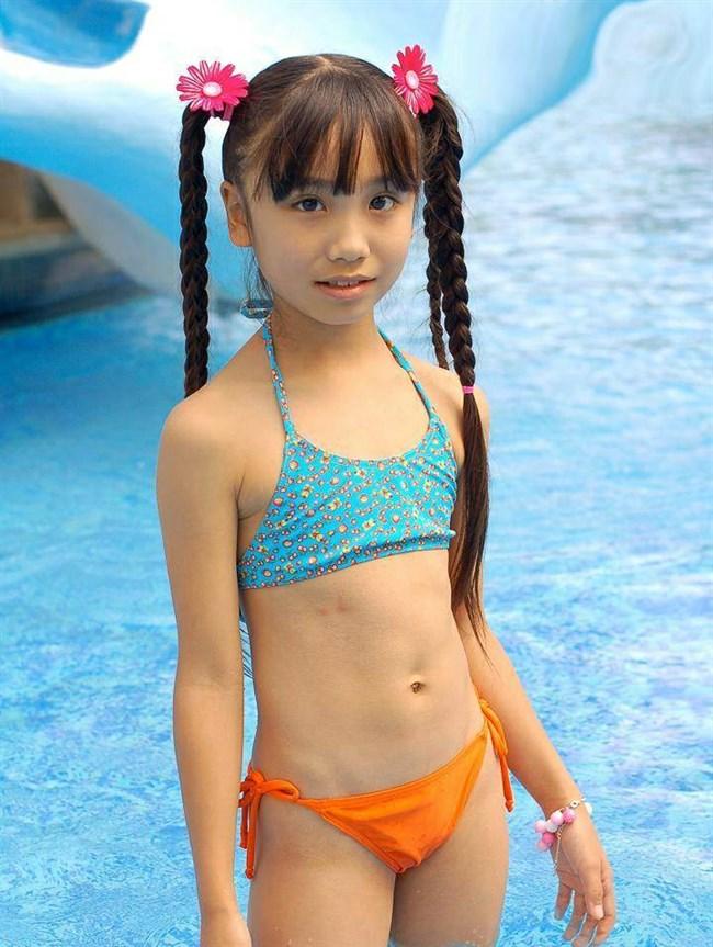 ジュ〇アアイドルの水着画像だが性的な目で見るなよwwwww0005shikogin