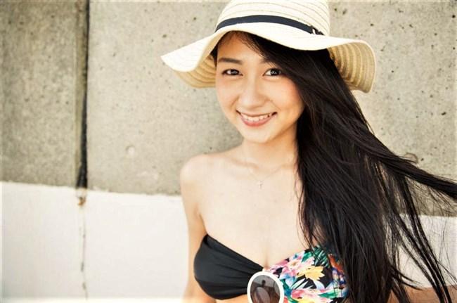 久保田杏奈~RIZINガールに選ばれた超美形の水着姿とエロいコスチューム姿!0004shikogin