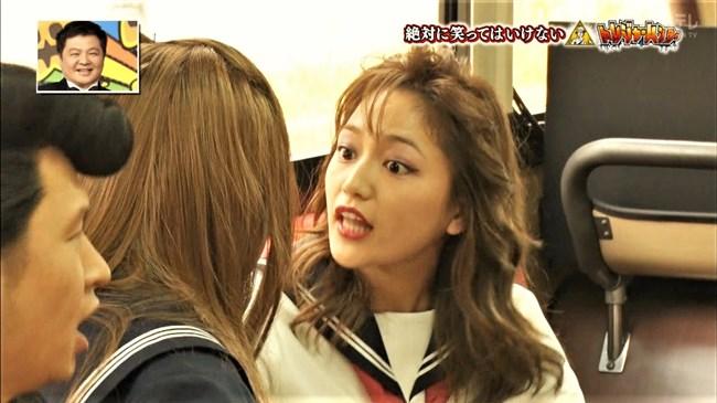 川口春奈~笑ってはいけないでの女番長姿は最高に爽快で美しかった!0006shikogin