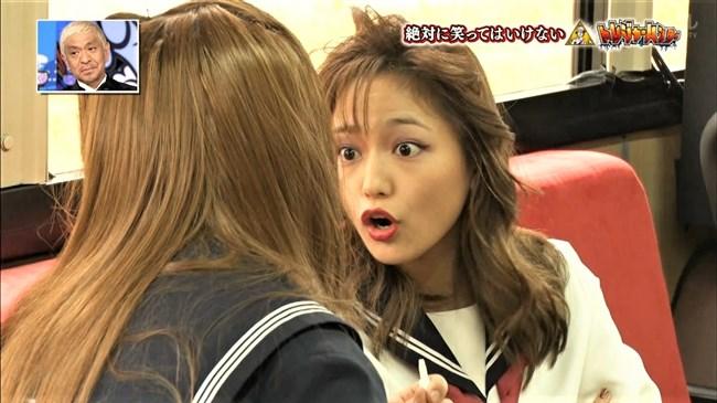 川口春奈~笑ってはいけないでの女番長姿は最高に爽快で美しかった!0011shikogin