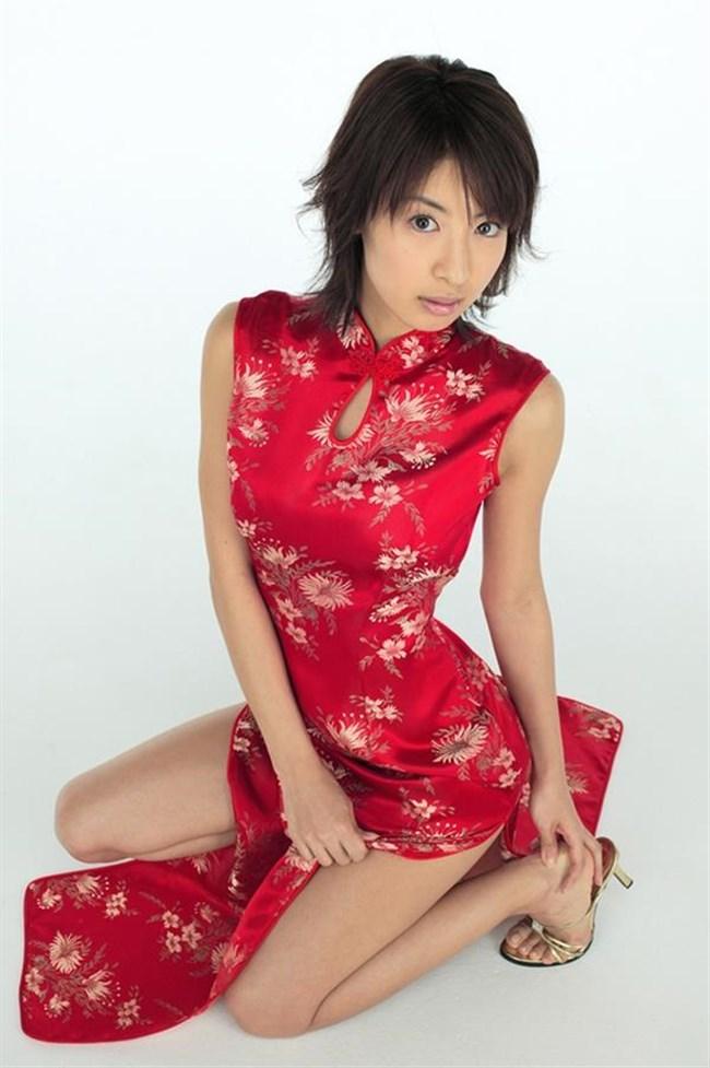 チャイナドレスを着た女性が性的過ぎて即シコれるレベルwwwww0022shikogin