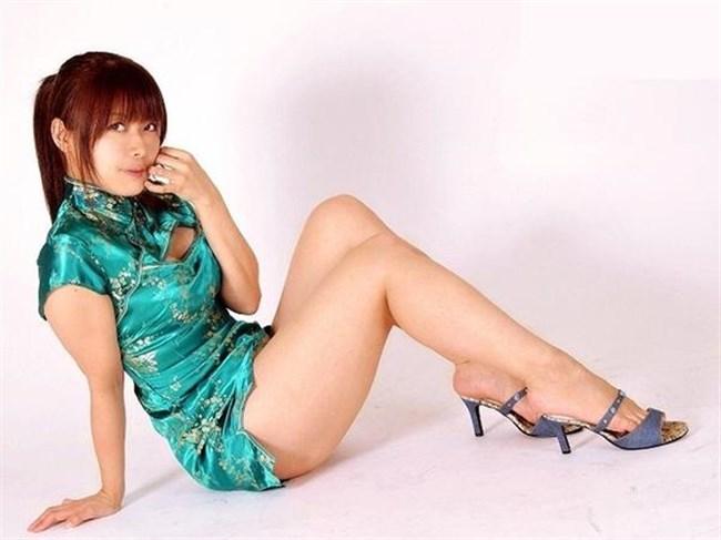 チャイナドレスを着た女性が性的過ぎて即シコれるレベルwwwww0036shikogin