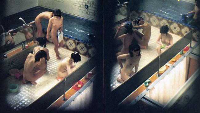 銭湯の女湯とかいう男性なら誰もが透明人間になって覗きたいと思うパラダイスwww0011shikogin