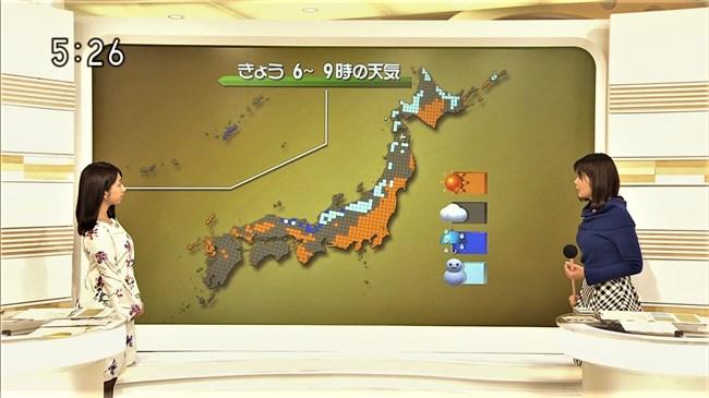 山神明理~おはよう日本の美人お天気キャスターはDカップでナイスバディー!0013shikogin