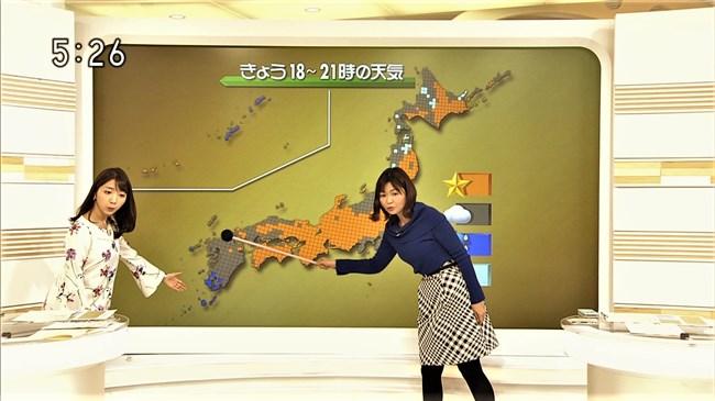 山神明理~おはよう日本の美人お天気キャスターはDカップでナイスバディー!0014shikogin