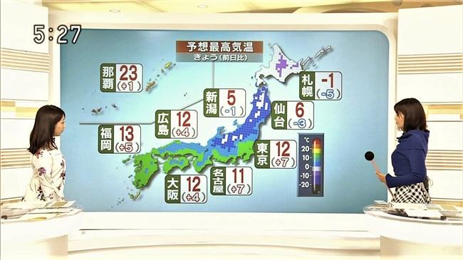 山神明理~おはよう日本の美人お天気キャスターはDカップでナイスバディー!0015shikogin