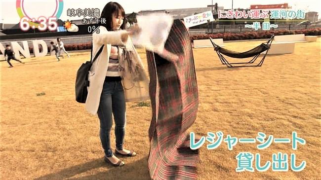 小山悠里~NHKまるっと!での丸い胸の膨らみにいつもドキドキしています!0011shikogin