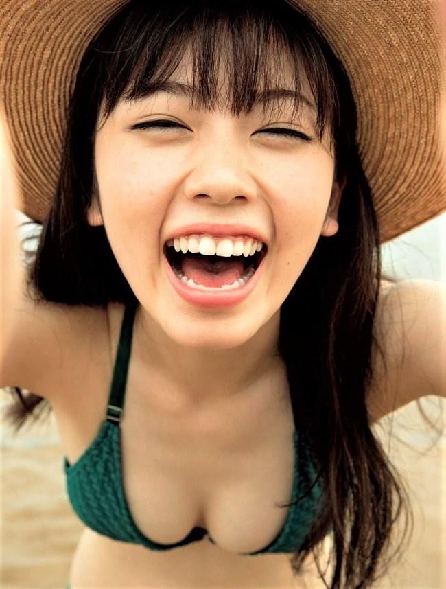 小芝風花~NHKドラマ10トクサツガガガ主演で写真集発売に先駆け水着グラビア!0009shikogin