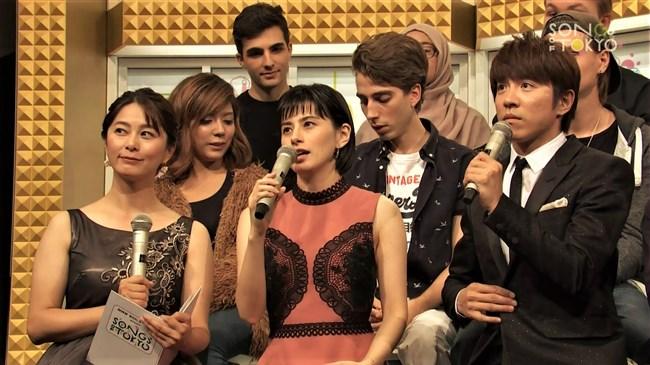 杉浦友紀~ピタピタドレスで巨乳強調のムッチムチボディーが凄い!0006shikogin