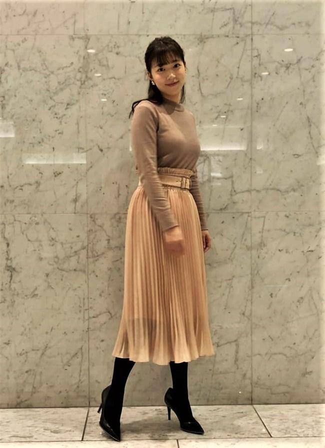 阿部華也子~ここ最近のニット服でのオッパイの膨らみがマジたまらない!0003shikogin
