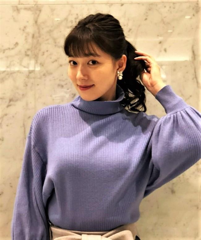 阿部華也子~ここ最近のニット服でのオッパイの膨らみがマジたまらない!0009shikogin
