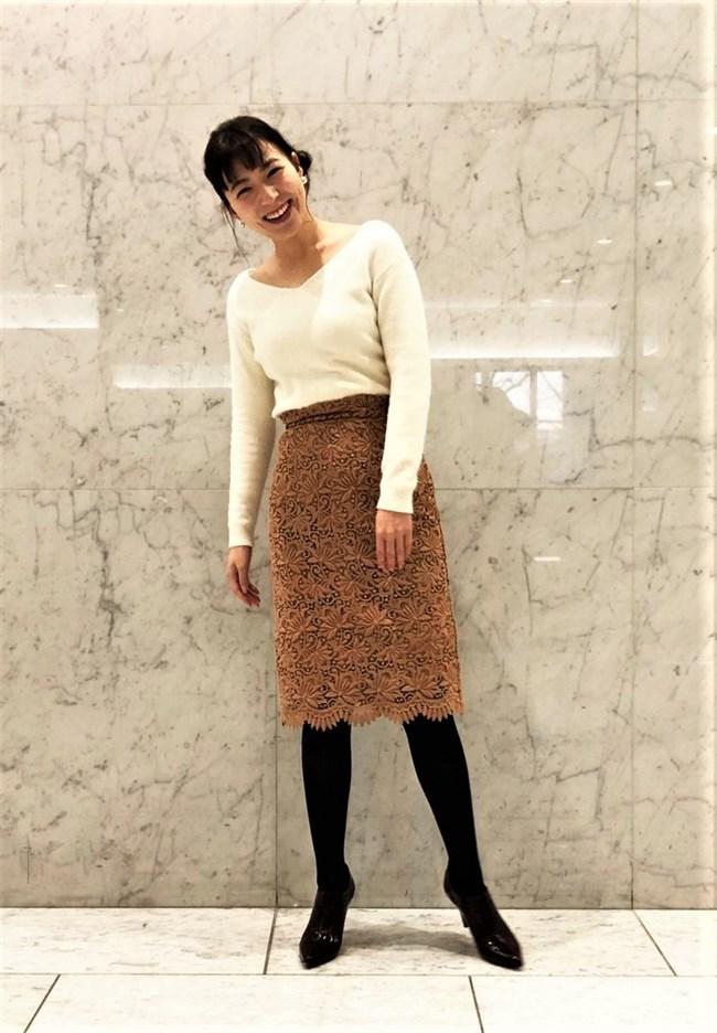 阿部華也子~ここ最近のニット服でのオッパイの膨らみがマジたまらない!0010shikogin
