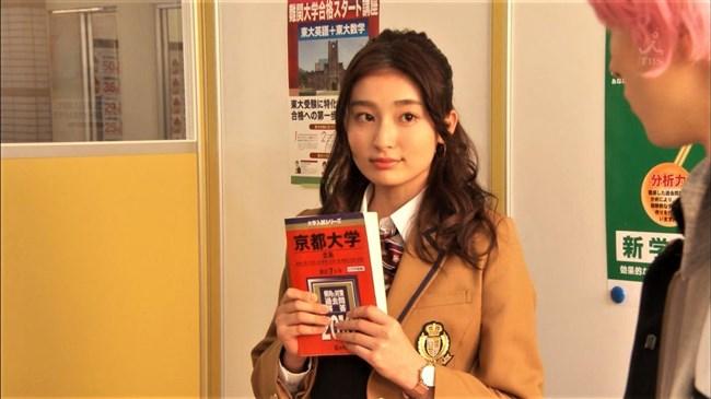 吉川愛~テレビドラマでブラとパンティー姿になったのがエロ可愛くて興奮!0002shikogin