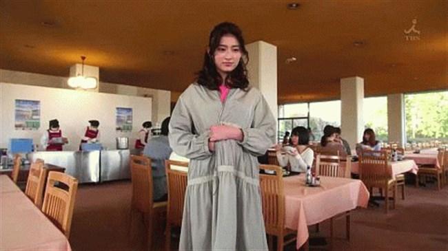 吉川愛~テレビドラマでブラとパンティー姿になったのがエロ可愛くて興奮!0004shikogin