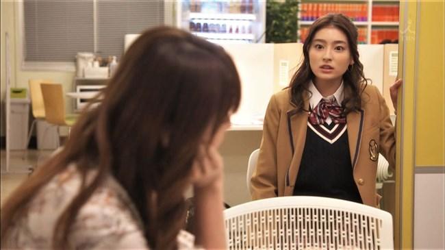 吉川愛~テレビドラマでブラとパンティー姿になったのがエロ可愛くて興奮!0005shikogin