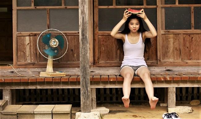 桜田ひより~色白スレンダーでBカップの水着姿が超悩ましくて何度観ても興奮!0008shikogin