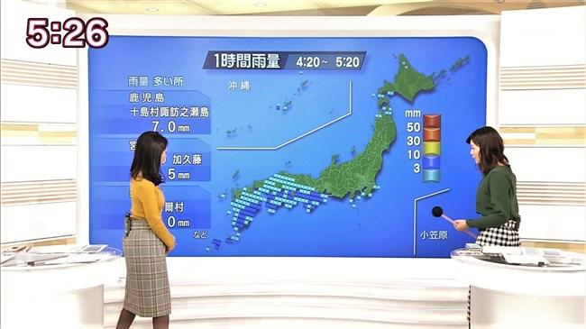 保里小百合~おはよう日本でのロケット巨乳ニット服姿が悩まし過ぎてアウト!0008shikogin
