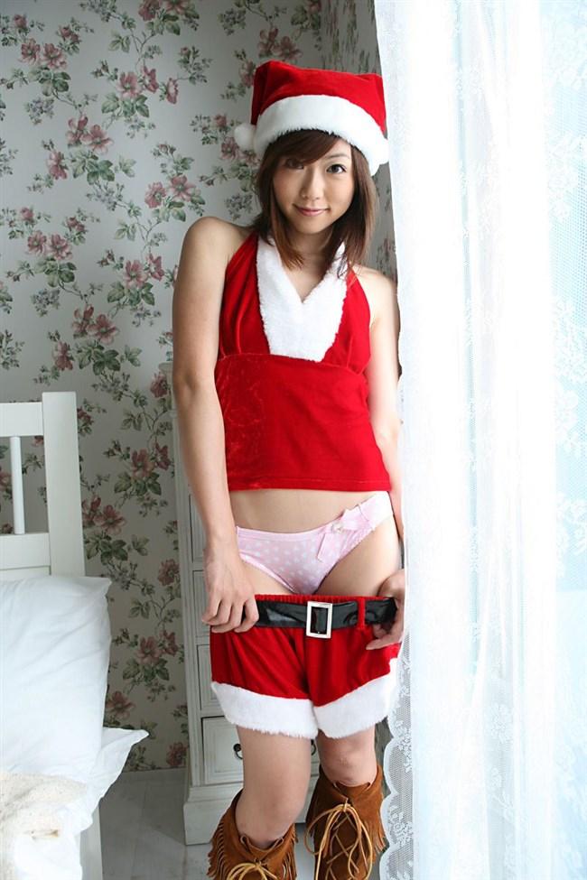 もうすぐクリスマスだからサンタのえちえちコスをどうぞwwwww0022shikogin