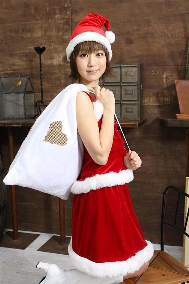 もうすぐクリスマスだからサンタのえちえちコスをどうぞwwwww0009shikogin