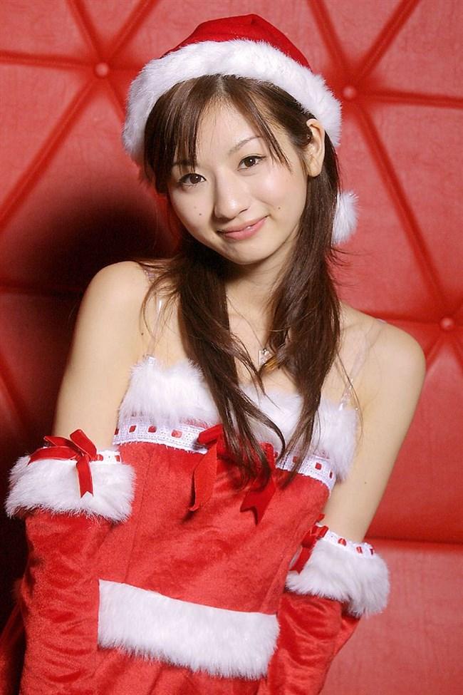 もうすぐクリスマスだからサンタのえちえちコスをどうぞwwwww0016shikogin