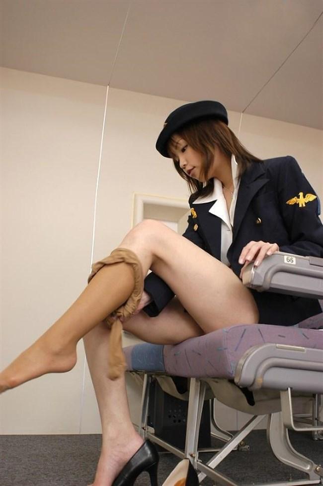 接客ストレスはセックスパートナーで発散!美人CAの夜の営みwww0015shikogin