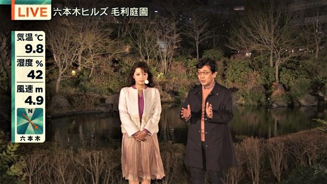 三谷紬~日曜日の報道ステーションでスカートが張り付き下半身があらわに!0011shikogin