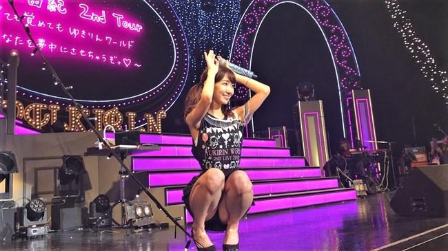 柏木由紀[AKB48]~全国ソロツアーでのショーパン姿のパンチラが超エロくてドキドキ!0008shikogin