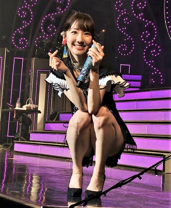 柏木由紀[AKB48]~全国ソロツアーでのショーパン姿のパンチラが超エロくてドキドキ!0009shikogin