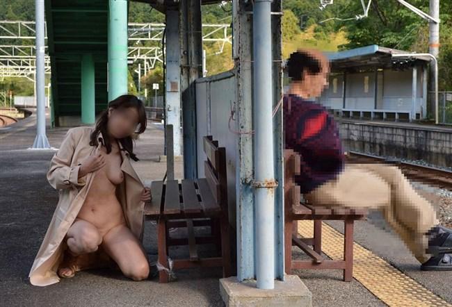 アリエナイ所で全裸になってしまう変態露出狂がこちらwwww0014shikogin