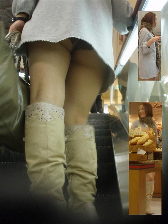 階段やエレベーターにミニスカ女子!この見上げてはいけない光景がこちらwww0017shikogin