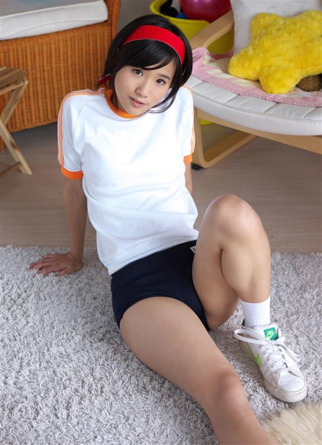 体操着ブルマとかいう昭和の体操服がこんなえちえちだったなんてwwwww0002shikogin