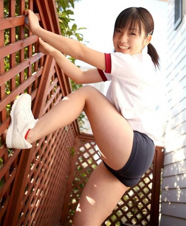 体操着ブルマとかいう昭和の体操服がこんなえちえちだったなんてwwwww0005shikogin