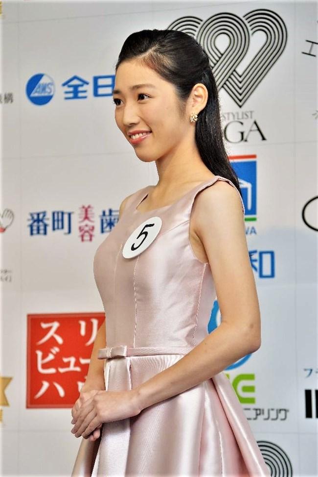 森田絹子~ガッチャンコHBCで人気の美人アナ、ニット服の胸の膨らみと水着姿!0003shikogin