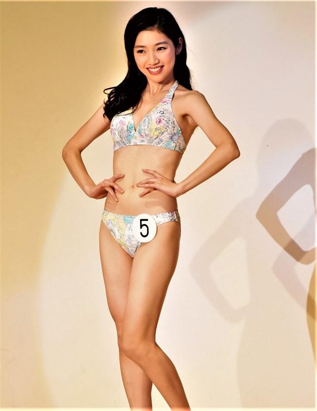 森田絹子~ガッチャンコHBCで人気の美人アナ、ニット服の胸の膨らみと水着姿!0004shikogin