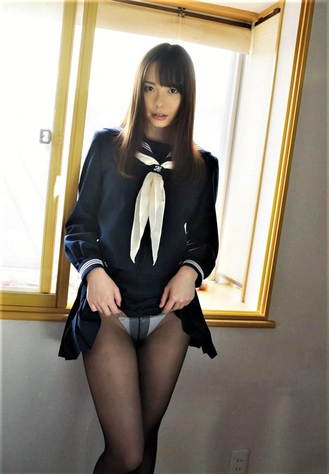 佐野水柚~美人でスレンダーでありながらGカップバストの完璧水着グラビア!0002shikogin