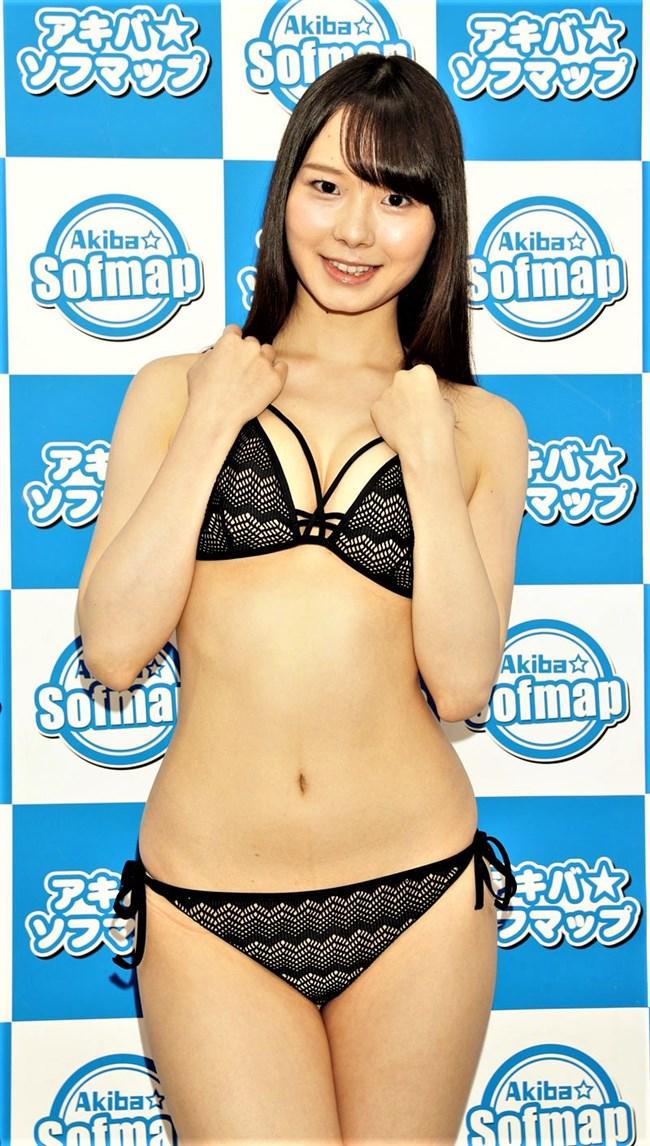 佐野水柚~美人でスレンダーでありながらGカップバストの完璧水着グラビア!0010shikogin