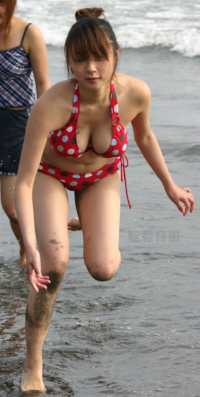 寒い冬だから真夏のえちえちな素人水着お姉さんで股間を熱くwwwww0004shikogin