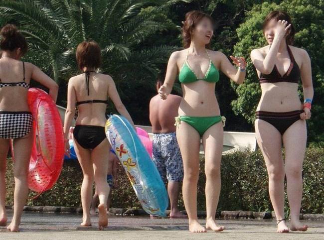 寒い冬だから真夏のえちえちな素人水着お姉さんで股間を熱くwwwww0005shikogin