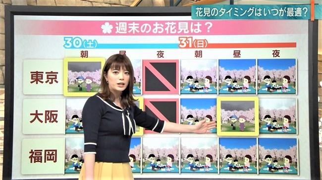 三谷紬~最近凄くより太った気が。。。報道ステーションでの最後は涙ぐむ!0006shikogin