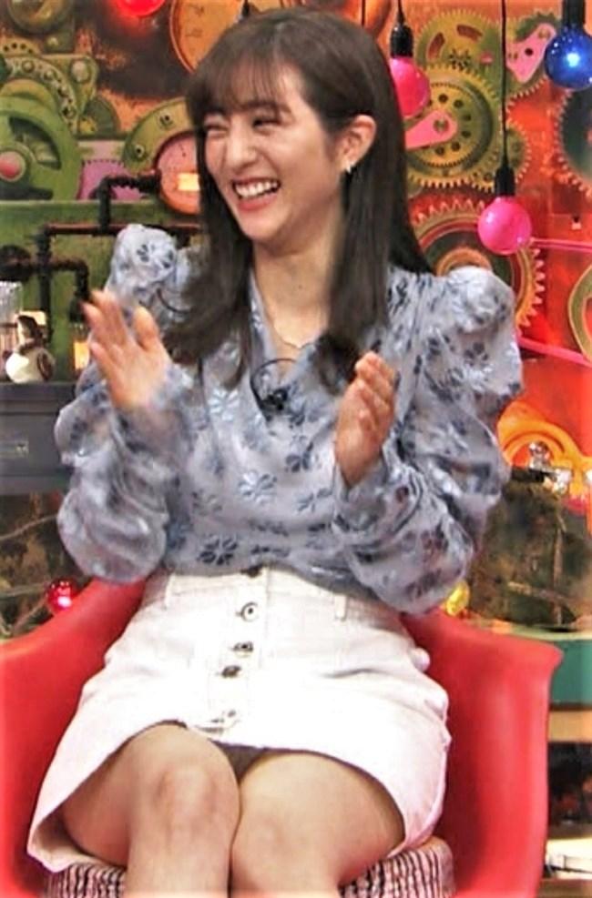 堀田茜~激レアさんを連れてきた。で丸見え的な白パンチラを披露し超興奮!0008shikogin
