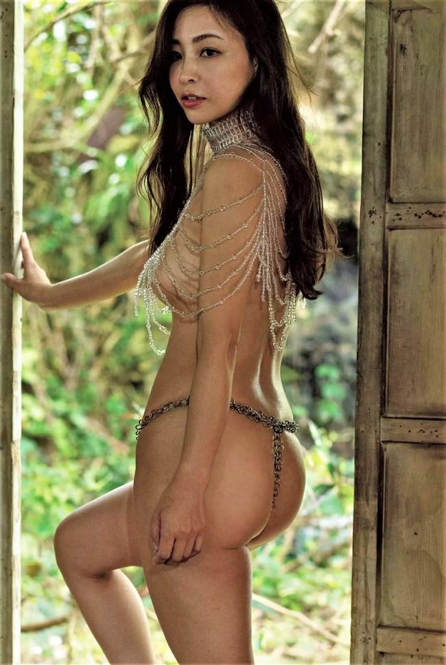 インリン~11年ぶりのセミヌードグラビアは相変わらずのエロ美しさで凄い!0009shikogin