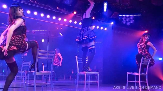 佐藤七海[AKB48]~チーム8の5周年特別公演でオッパイ上半分出した大胆衣装が凄過ぎ!0005shikogin