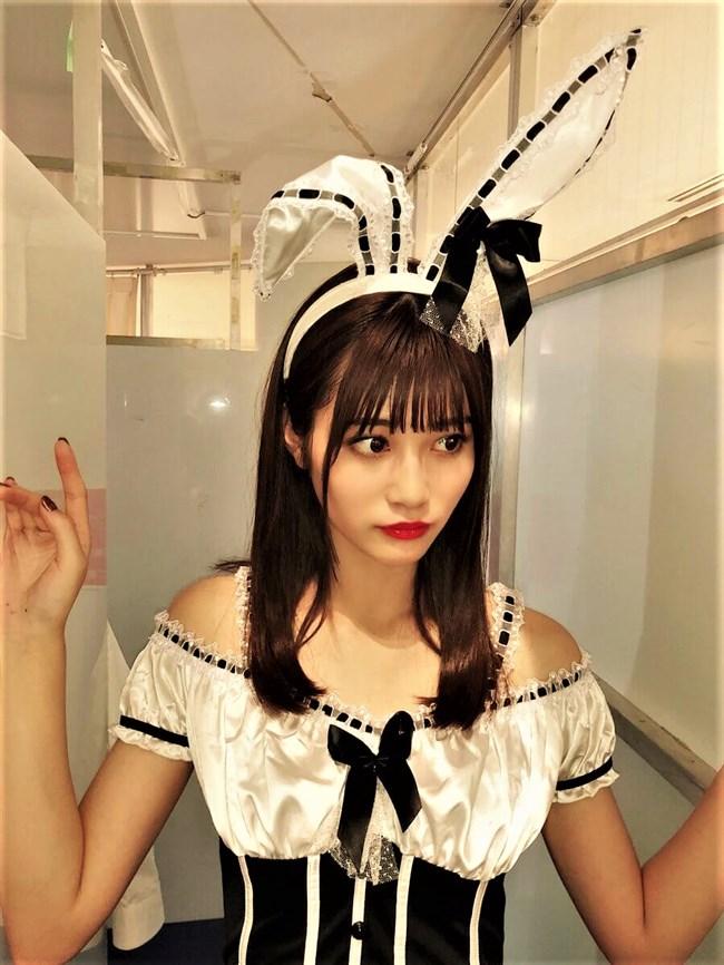 生見愛瑠~プールでの貴重な水着姿とウェディングドレス姿がエロ可愛い!0009shikogin
