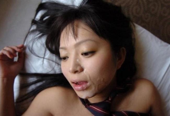 綺麗な顔を汚す罪悪感がまた溜まらない顔射画像まとめwww0038shikogin